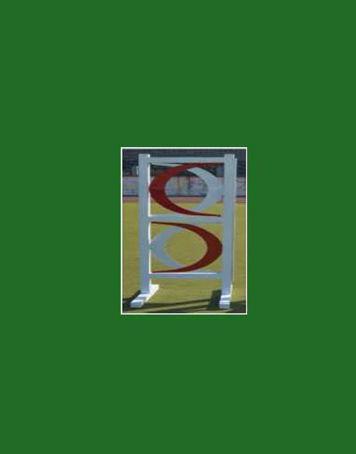 HINDERNISMATERIAAL-Aluminium-hindernis-vleugel-oval